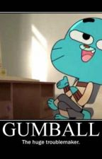 In Love With The Troublemaker (Tawog Gumball X Reader Fan Fiction) by readerbruh