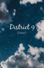 | District 9 | STRAY KIDS SHIPS by Atumun15