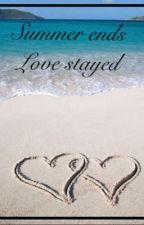 Summer ends, Love stayed #TimelessMasterpieceAward by SassXx