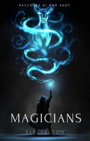 Magicians   Harry Potter saga  by Ele_Felton
