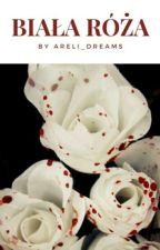 Biała róża by Areli_Dreams