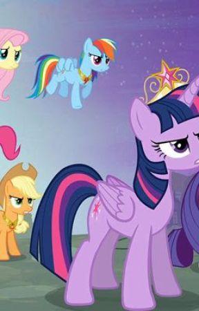 My little pony next generation - Applejack and caramel - Wattpad