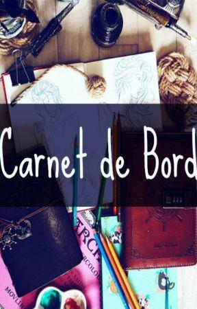 Carnet de Bord by ophelia_yeti