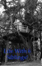 Living with 6 siblings by Jacko008