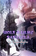 Wolf -O lume paralela by RubyonTheFire