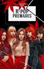  K-POP PREMADES  by jeon_sona