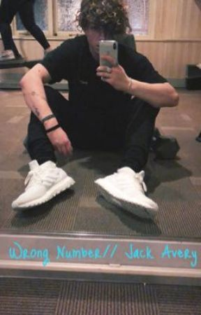 Wrong Number// Jack Avery by AuthorLexi