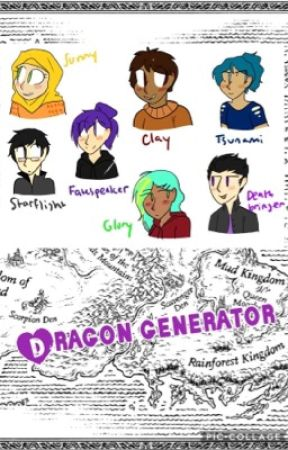 Dragon generator - Prophecy Dragonets - Wattpad