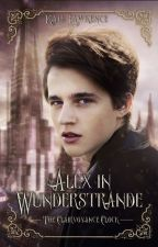 Alex in Wunderstrande: The Clairvoyance Clock by kalelawrence