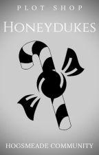 Honeydukes 🍭 Plot Shop by hogsmeadecommunity