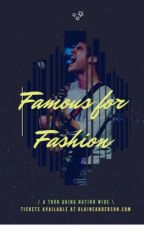 Famous For Fashion (klaine fanfiction) by journeytoglee