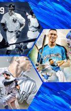 MLB imagines by AmamaBatts
