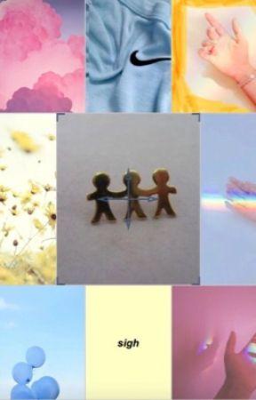 All We See is Color ~ Jake x Chloe x Brooke Oneshot by Elder_Depressed