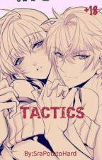 TACTICS - Mystic Messenger (Pausada un momento) by SraPotatoHard