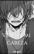 VOZ DE MI CABEZA by Bon-k015