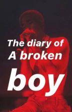 The Diary of a broken boy  by AmungaScott