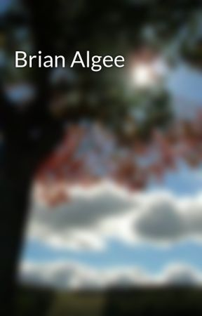 Brian Algee by BrianAlgee