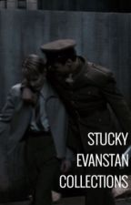 STUCKY / EVANSTAN COLLECTIONS  by rogersbiebo
