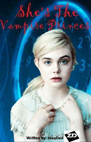 She's The Vampire Princess