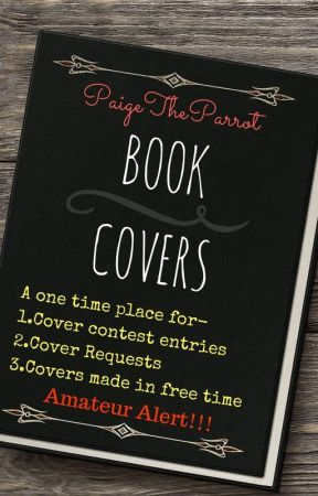 Book Covers by PaigeTheParrot