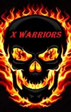 X Warriors by Rex_Cazad