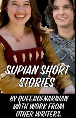 Suspian Short Stories by QueenofNarnian
