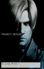 PROJECT: SKYLER. by Leon_FrostS