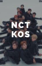 NCT KOS by lucasbuluq