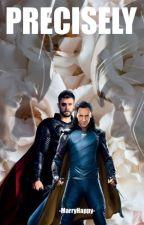 Precisely (CZ, Thor x Loki) by MarryHappy