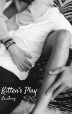 Kitten's Play by Lu_Jung