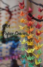 1001 PAPER CRANE by fatma1809