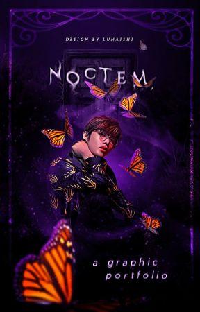 NOCTEM. ☽ - a graphics shop by lunaishi
