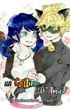"""un gattino per """"amico"""" by miraculous_x_love"""
