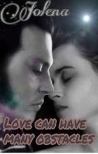 Love can have many obstacles / Johnny Depp and Helena Bonham Carter by Mini-Luna