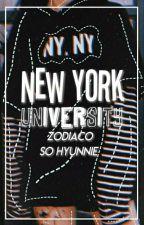 NewYork University (Zodiac) by Yoonseokvv
