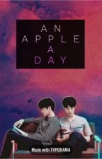 An Apple A Day/JJP (Arabic ver.) by MarOOn5O