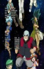 BMF: Os Soldados de Elementos  by SilverKyuubi9