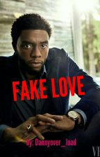 Fake Love//Chadwick Boseman by dannyover_load