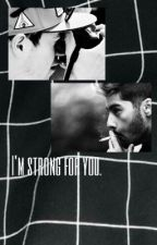 I'm strong for you. by thesonofallbastards