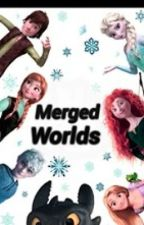 Merged Worlds  (Book 1) [Editing] by Flaming-Darkness