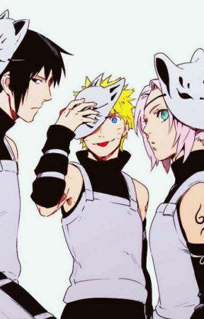 Team Badass (A Naruto Fanfiction) - Preliminaries - Wattpad