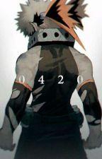 [Soy Tu héroe] Bakugou x lectora by MIZ7U7