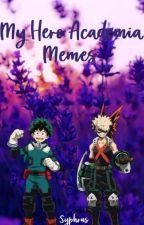 BNHA Memes by Syphrus