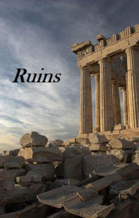 Ruins by MindyRoot