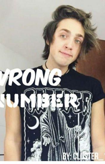 Wrong Number✔(Geoff Wigington x reader)