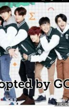 Adopted by GOT7 by kpop_trash_yo
