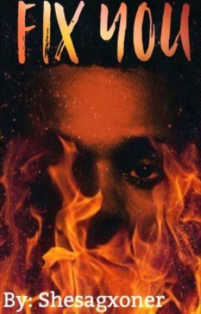 Fix you (The Weeknd + Tabria Majors fanfic) by Shesagxoner