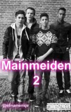 Mainmeiden 2 by Elinamensje