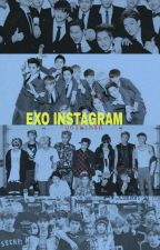 EXO INSTAGRAM by oolxihan
