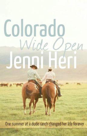 Colorado Wide Open by CoyoteQueen
